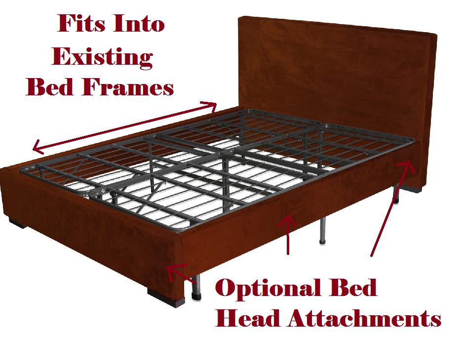 Oversived Bed Frames For Big People