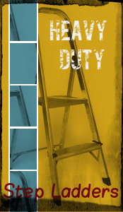 Best Step Ladders For Heavy People