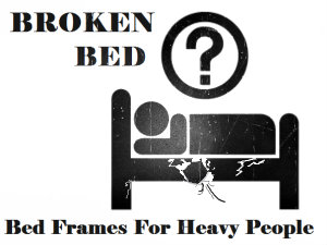 Large Heavy Duty Bed Frames For Obese & Overweight People - cover