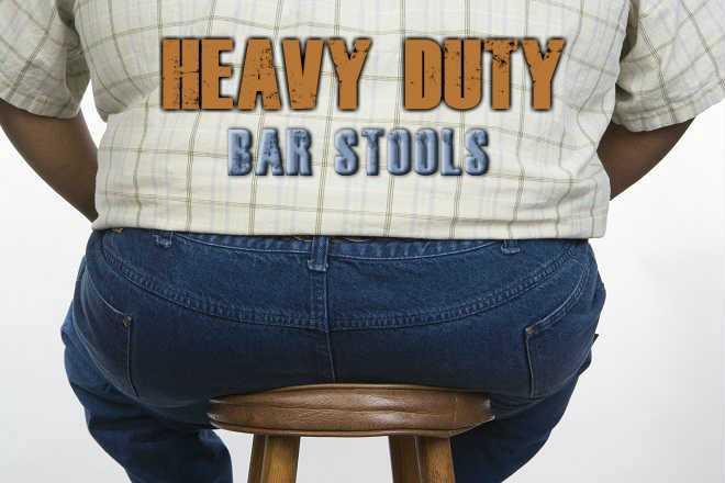 Heavy Duty Bar Stools