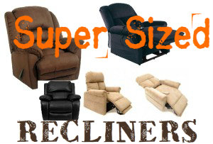 Plus Sized Recliners