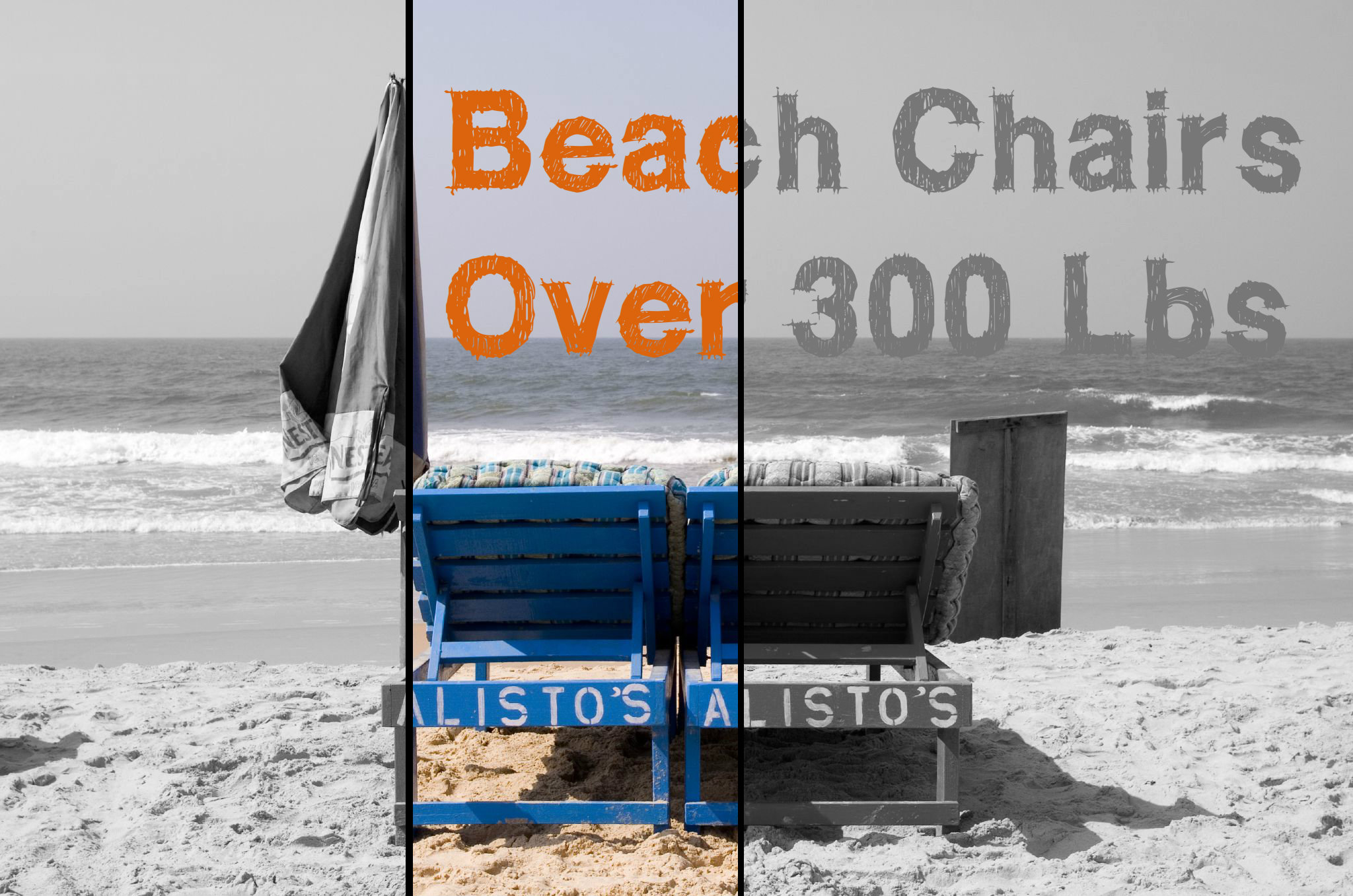 Plus Size Beach Chairs 300 Lbs Plus