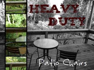 Stunning Patio Chairs For Heavy People. The Outdoor Patio Or Porch Is One  Of My All Time Favorite Places To Kick Back And Relax. When Iu0027m Not Hanging  In My ...