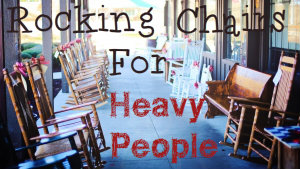 Terrific Outdoor Rocking Chairs For Heavy People 600 Lbs For Big Ncnpc Chair Design For Home Ncnpcorg