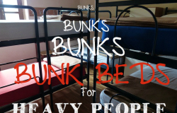 Heavy Duty Bunk Beds For Heavy People 1000lbs