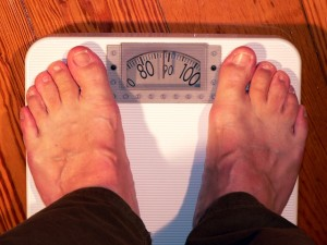 High Capacity Bathroom Scales 500 Lbs Capacity Rated For Big Heavy People