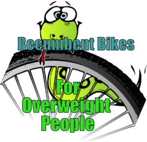 RecumbenHigh Weight Capacity Exercise Equipmentt Bikes For Overweight People