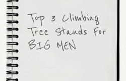 Hunting Tree Stands For Large People