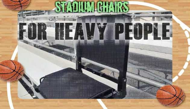 Stadium Seats Used As Tailgating Chairs