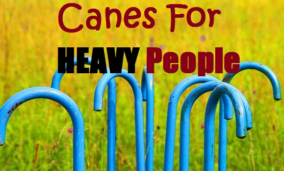 Oversized Walking Canes For Heavy People Up To 700 Lbs