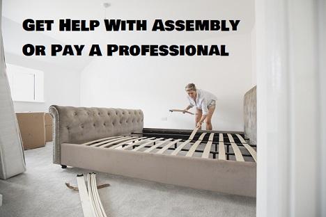 Assembling A Bed Frame