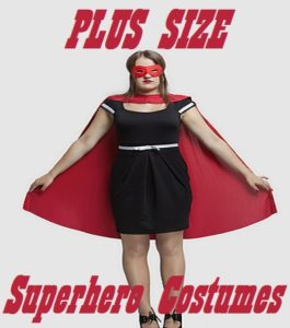 The Best Plus Size Superhero Costumes For Women  sc 1 st  For Big And Heavy People & The Best Plus Size Superhero Costumes For Women | For Big And Heavy ...