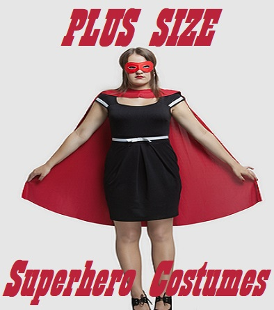 The Best Plus Size Superhero Costumes For Women