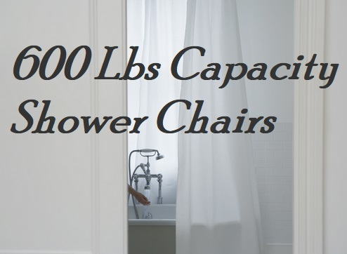 Bariatric Shower Chairs 600 lbs Capacity