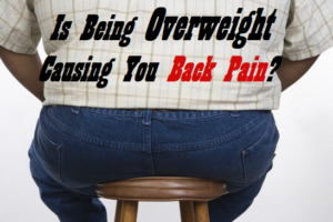 Can Being Overweight Cause Back Pain