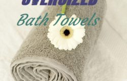 Oversized Bath Sheets