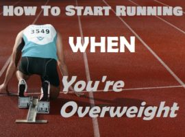 How To Start Running When Overweight Obese