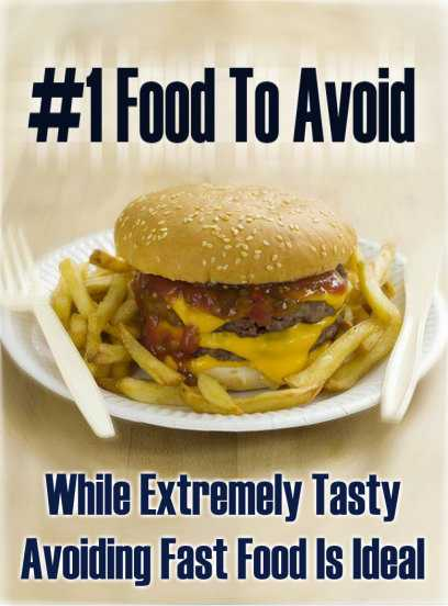Number 1 food to avoid when fat