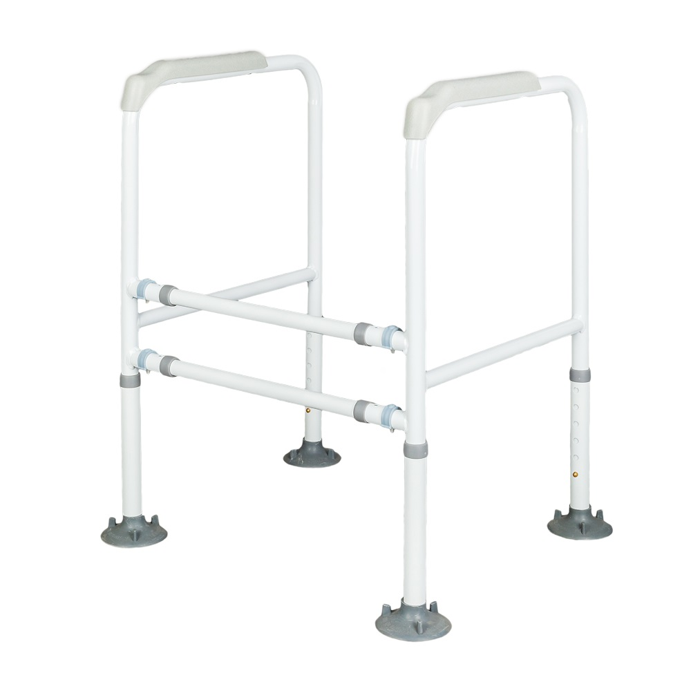Heavy Duty Toilet Safety Rails