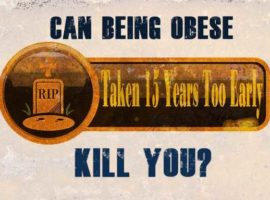 Do Fat People Die Sooner