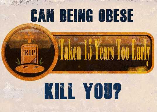 Do Fat People Die Sooner