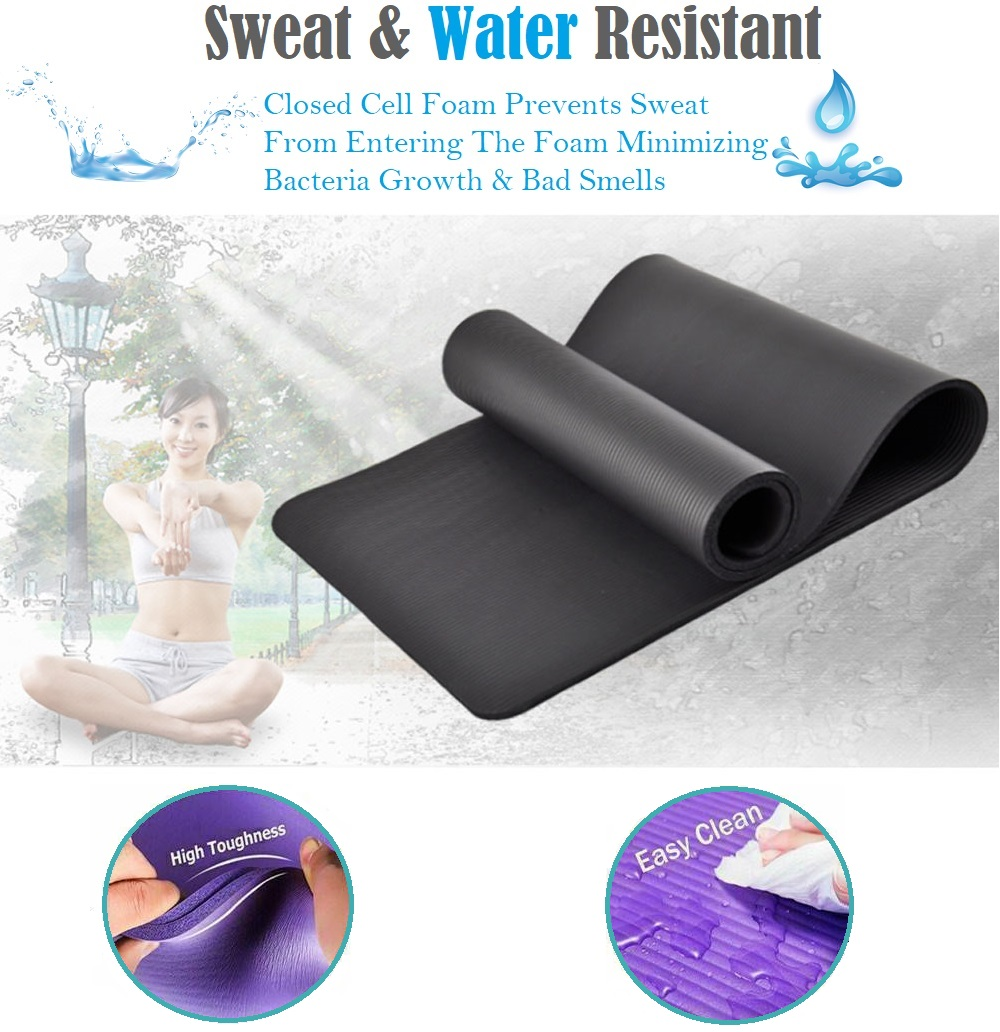 Yoga Mats For Large PEople