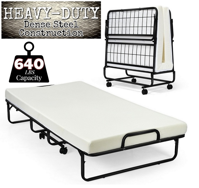 Best Rollaway Bed For Heavy Person