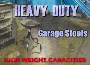 Heavy Duty Garage Stools