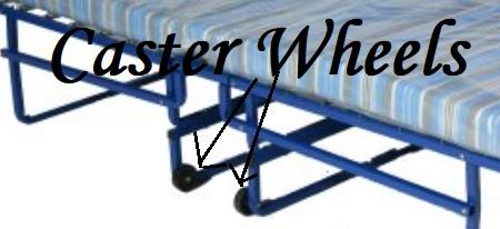 Steel Rollaway Beds