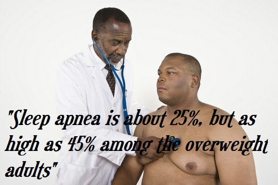 Obesity Sleep Apnea Connection