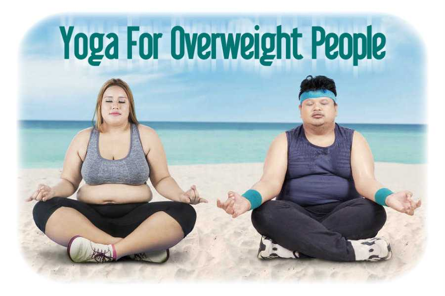 Can Overweight People Do Yoga