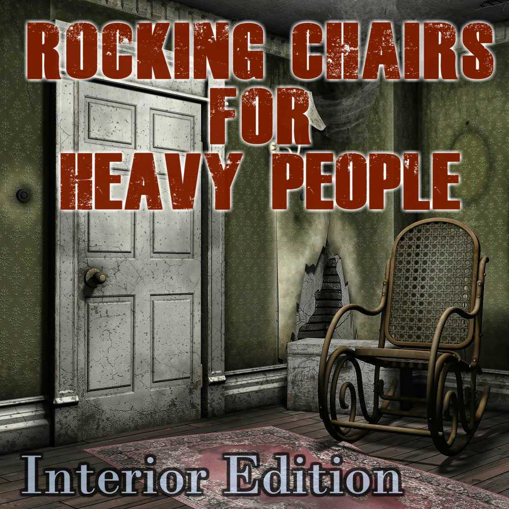 Indoors Rocking Chairs For Heavy People