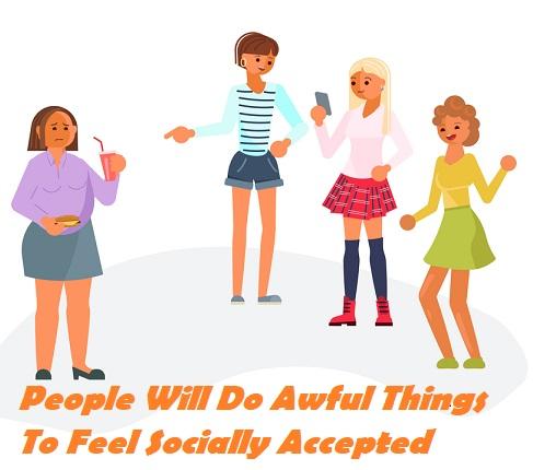 Social Pressures To Fat Shame
