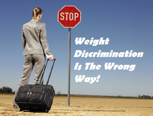 Stop Weight Discrimination