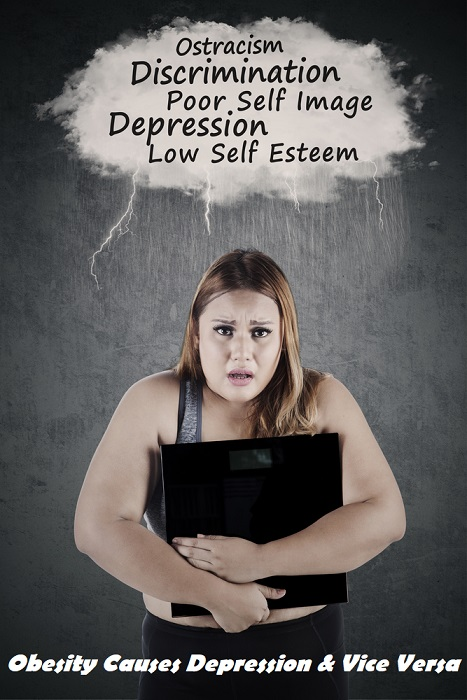 The Link Between Depression And Weight Gain
