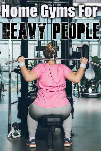 Heavy Duty Home Gyms