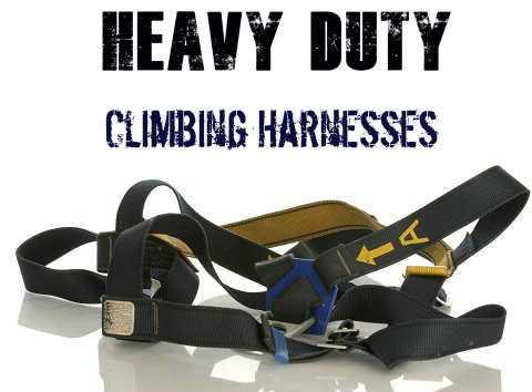 Plus Size Climbing Harness