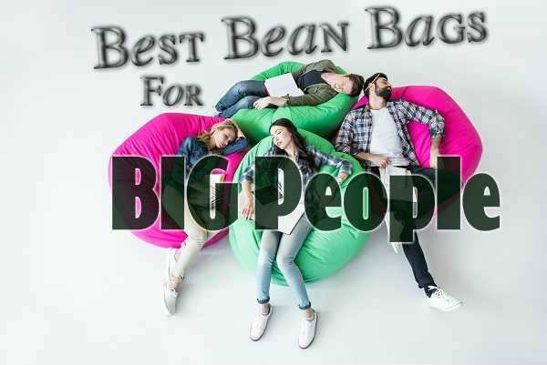 Bean Bags For Big People