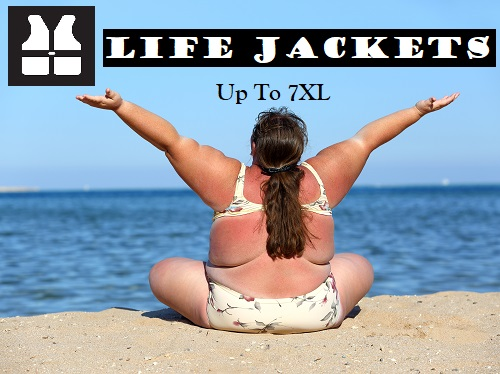 Life Jackets For Obese People