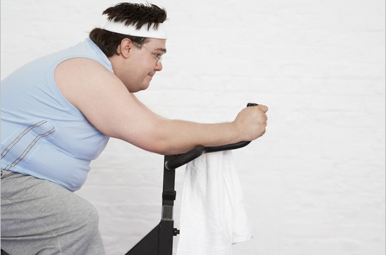 Should Obese People Exercise