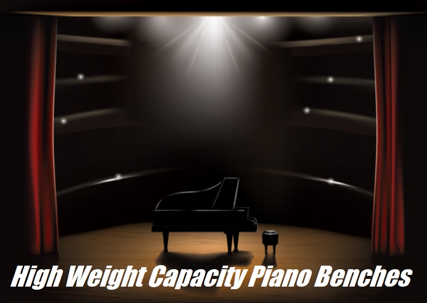Piano Benches For Heavy People