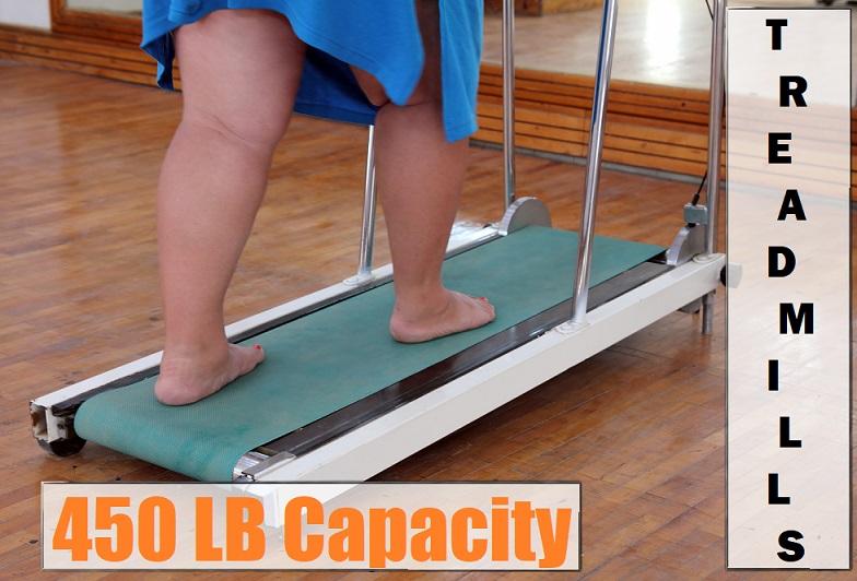 Treadmills 450 LB Capacity