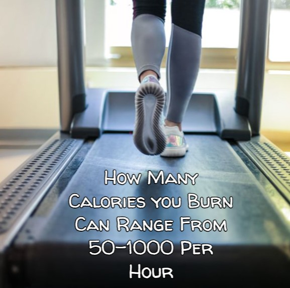 How Many Calories Burn On Treadmill In 1 hour